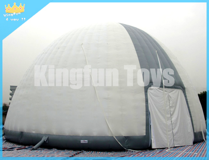 Inflatable dome tent & 30m Giant dome tent-Inflatable dome tent-KingfunToys